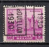 5944 Voorafstempeling Op Nr 308 - BOUILLON 1930 - Positie B - Roulettes 1930-..