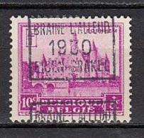 5945 Voorafstempeling Op Nr 308 - BRAINE L'ALLEUD 1930 EIGEN BRAKEL - Positie C - Roulettes 1930-..