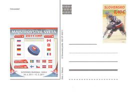 SLOWAKIA - 4 POSTCARDS 2012 HOLOGRAMME Cp493/11 /Q317 - Postcards