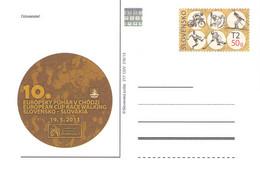SLOWAKIA - POSTCARDS 2013 217 CDV 216/13 Unc /Q319 - Postcards