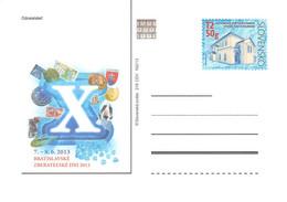 SLOWAKIA - POSTCARDS 2013 218 CDV 192/13 Unc /Q320 - Postcards