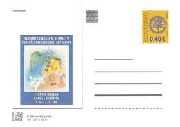 SLOWAKIA - POSTCARDS 2011 191 CDV 179/11 Unc /Q321 - Postcards