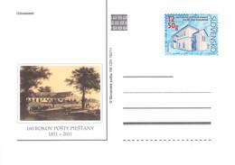 SLOWAKIA - POSTCARDS 2011 PIESTANY 198 CDV 192/11 Unc /Q327 - Postcards