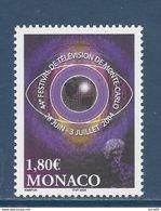 ⭐ Monaco - YT N° 2447 - Neuf Sans Charnière - 2004 ⭐ - Nuovi