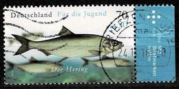 Bund 2016,Michel# 3255 O  Jugend: Salzwasserfische - Gebruikt