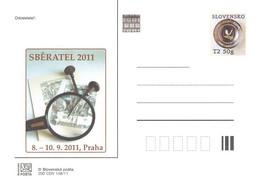 SLOWAKIA - POSTCARDS 2011 SBERATEL 200 CDV 148/11 Unc /Q329 - Postcards