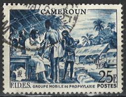 Cameroun, Kamerun 1956. Mi.Nr. 315, Used O - Oblitérés