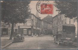 Ligny En Barrois , Rue Entre Deux Ponts , Animée - Ligny En Barrois