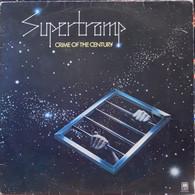 """Supertramp 33t. LP """"crime Of The Century"""" - Disco & Pop"""