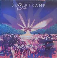 """Supertramp 33t. DLP """" Paris"""" - Disco & Pop"""