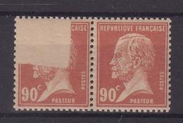 FRANCE : N° 178 ** . TYPE PASTEUR . 1 EX, BEAU DEFAUT D'IMPRESSION . 1926 . - Nuevos