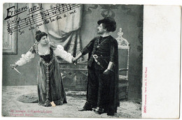 Opéra   Ernani De G. Verdi  Série De 12 Cpa Par Alterocca-Terni - Opera