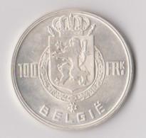 BELGIQUE - 100 FRANCS ARGENT - 1951 FL - SUPERBE+ - 06. 100 Francs