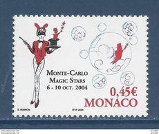⭐ Monaco - YT N° 2455 - Neuf Sans Charnière - 2004 ⭐ - Nuovi