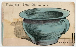 Humour : T'occupe Pas Du ….. - Humor