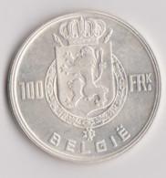 BELGIQUE - 100 FRANCS ARGENT - 1951 FL - SUPERBE ! - 06. 100 Francs