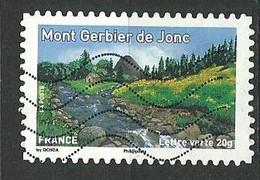FRANCE   /  N° 837  - Y&T /  2013  -  Oblitéré - Adhesive Stamps