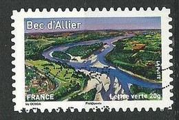FRANCE   /  N° 839  - Y&T /  2013  -  Oblitéré - Adhesive Stamps