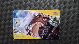 COSTA - SERENA - Cartas De Hotels