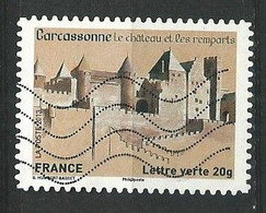 FRANCE   /  N° 870  - Y&T /  2013  -  Oblitéré - Adhesive Stamps