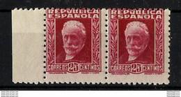 ESPAÑA **667 Nuevo Sin Charnela. Cat.270 € - 1931-50 Nuevos & Fijasellos