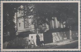 Villa Sainte Jeanne D'Arc , Arcachon , Description Au Dos - Plaatsen