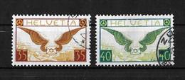 FLUGPOSTMARKEN → Ausgabe 1.VII.1929    ►SBK-F14z/F15z◄ - Gebraucht