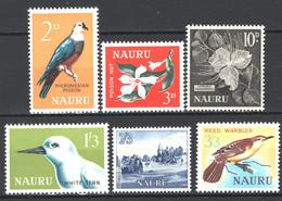 Nauru 1963 Y.T.46/7,50/3 **/MNH VF - Nauru