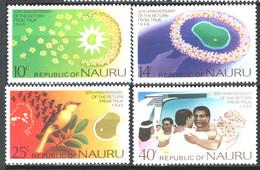 Nauru 1976 Y.T.131/34 **/MNH VF - Nauru