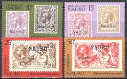 Nauru 1976 Y.T.135/38 **/MNH VF - Nauru