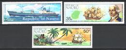 Nauru 1974 Y.T.105,109/10 **/MNH VF - Nauru