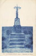 02 LE PLESSIER HULEU #21554 LE MONUMENT AUX MORTS - Autres Communes