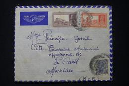 INDE ANGLAISE - Enveloppe Air France Pour La France En 1939 Par Avion - L 90380 - 1936-47  George VI