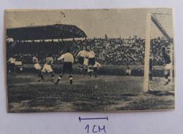 National Team POLAND Vs JUGOSLAVIA KINGDOM Football Match  COKOLADA MOMENTI NOGOMETA La Cicogne Zemun 1930s Stickers - Other