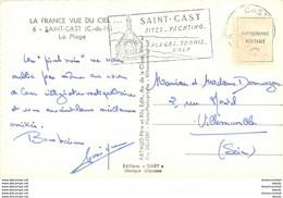 PHL Photo Cpsm 22 SAINT-CAST. La Plage - Saint-Cast-le-Guildo
