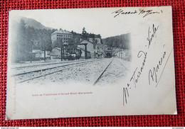 VIZZAVONA  -  Gare De Vizzavona Et Grand Hôtel Muracciole - Andere Gemeenten