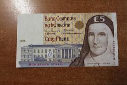 Ireland 5 Pounds 1994 RK - Ireland