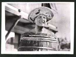 Fotografie Hans Albers In Dem Film Ein Mann Auf Abwegen - Personalità