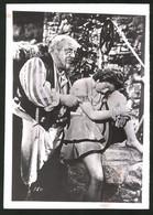 Fotografie Heinrich George Und Maria Landrock In Dem Film Pedro Soll Hängen - Personalità