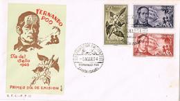 39570. Carta F.D.C. SANTA ISABEL (Fernando Poo) 1964. Dia Del Sello - Fernando Poo