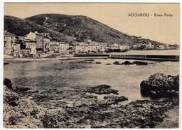 ACCIAROLI - RIONE PORTO - POLLICA - SALERNO - 1955 - Salerno