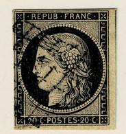 A4D-N°3   Sans Défaut - 1849-1850 Ceres