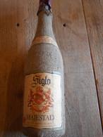 Bouteille De Siglo, Vin Espagnol 1969 - Wine