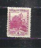 EDIFIL  Nº 674 ** 1932 - 1931-50 Neufs