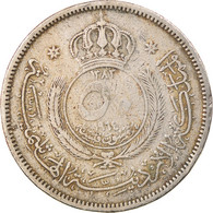 Monnaie, Jordan, Hussein, 50 Fils, 1/2 Dirham, 1964, TB, Copper-nickel, KM:11 - Jordan
