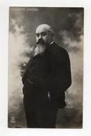 Cartolina Fotografica Di Giuseppe Giacosa - Drammaturgo E Scrittore - Non Viaggiata - (FDC28728) - Scrittori