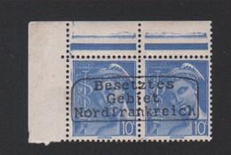 Lot 006, Timbre De Guerre N° 546, 10 C Mercure Dunkerque Coudekerque Gomme Sans Charnière, Surcharge De Complaisance - 1938-42 Mercure