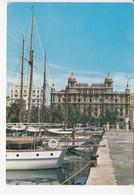 ESPAGNE ALICANTE, Le Port Et Palais Carbonell, Voiliers, Ed. Garcia Garrabella 1980 Environ - Non Classés