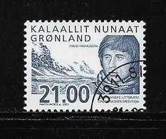 GROENLAND  ( EUGRO - 314 )  2003  N° YVERT ET TELLIER  N° 376 - Gebraucht