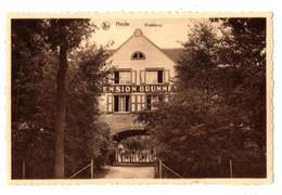HEIDE - Kalmthout - Vredeburg - Pension Brunner - Niet Verzonden - Kalmthout